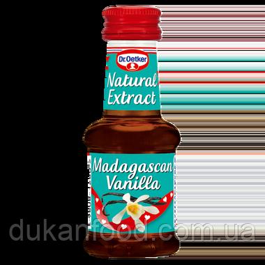 Натуральный экстракт Madagascan Vanilla\ Ванили  Dr. Oetker