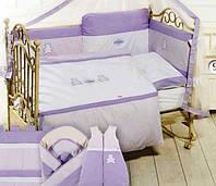 Детский постельный комплект FERETTI 6 эл