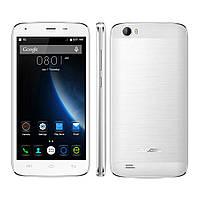 "Смартфон Doogee T6 Pro белый, 3/32Gb, 13/5Мп, 6250mAh, 8 ядер, 2sim, экран 5.5"" IPS, GPS, 4G"