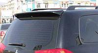 Спойлер на крышку багажника (ляда) Mitsubishi Pajero Sport 2010