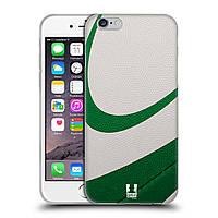 Силиконовый чехол для iPhone 6/6S узор Мяч для пляжного волейбола