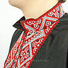 Черная вышиванка мужская, фото 5