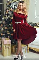 Красивое платье с шлейфом 88969