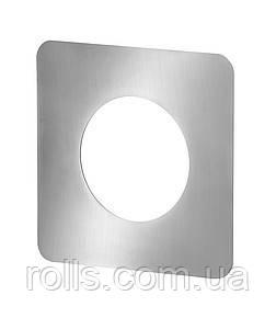 Фасадная плата SitaAttika DN50 из нержавеющей стали