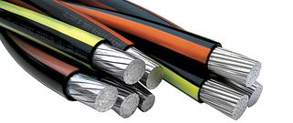 Провода изолированные для воздушных линий СИП-1, СИП-2, СИП-3, СИП-4, СИП-5