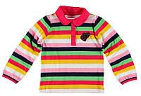 Реглан для девочки LC Waikiki в разноцветные полоски