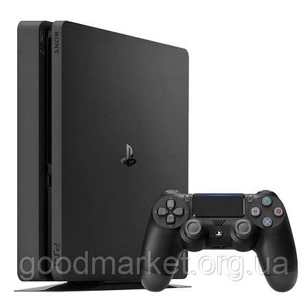 Стаціонарна ігрова приставка Sony PlayStation 4 500GB SLIM (CUH-2216A), фото 2