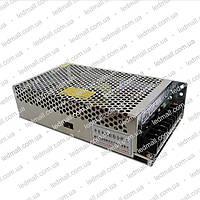 Блок питания S-12-200, 12V, 200W, 16.5A, IP20