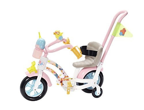 Велосипед для куклы пупса Беби Борн Baby Born Zapf Creation 823699