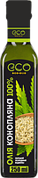 "Олія конопляна 250 мл ТМ ""Eco Olio"""