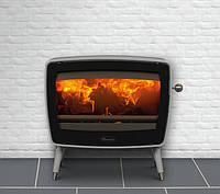 Чугунная печь Dovre Vintage 50/Е12 белая эмаль- 9 кВт, фото 1