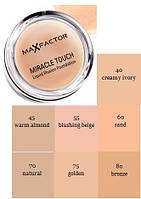 Max Factor MIRACLE TOUCH 75 золотой