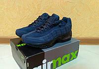 Мужские кроссовки Nike Air Max 95 Blue/Black