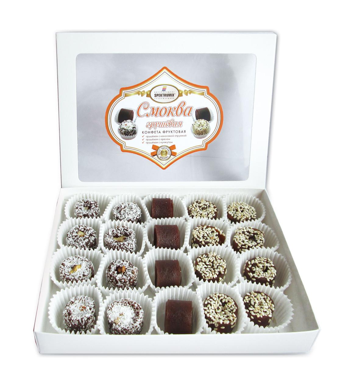 СМОКВА сливовая ассорти 180 г (конфеты натуральные)