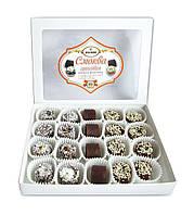 Набор конфет натуральных «Смоква грушевая» (ассорти), 220 г