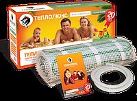 Нагревательный мат ТЕПЛОЛЮКС TROPIX МНН 215-1,5