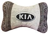 Подушка автомобильная на подголовник Косточка, фото 5