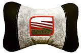 Подушка автомобильная на подголовник Косточка, фото 6