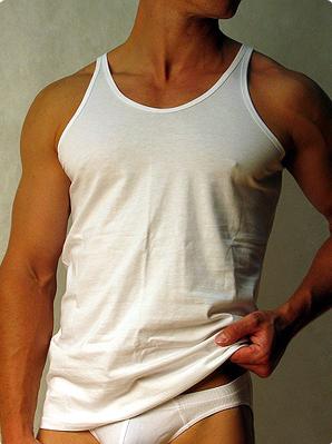 Чоловіча футболка бавовняна Doreanse 2040