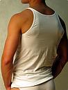 Чоловіча футболка бавовняна Doreanse 2040, фото 2