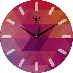 Настенные часы круглые 240Х240Х30мм [МДФ]