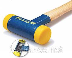Молоток 25 х 320 мм, без отдачи из полиуретана, с деревянной рукояткой из кария, Wiha, Виха 02092