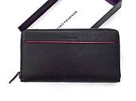 Мужской бумажник Loui Vearner (3958) black