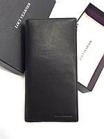 Мужской бумажник Loui Vearner (811) black