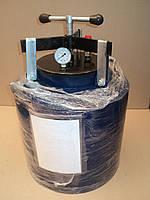 Автоклав электрический (цифровой) для домашнего консервирования на 16 литровых банок (горловина 215 мм)