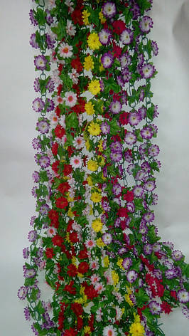 Цепочка с мелкими цветочками, фото 2