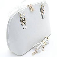 Женская модная сумочка белая