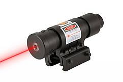 Лазерный целеуказатель +универсальное крепление в комплекте