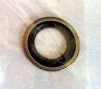 Кольцо уплотнительное (шайба, прокладка) трубки охлаждения турбины (турбокомпенсатора) резинометаллическая GM 0860162 55571900 A14NEL B14NEL A14NET