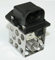 Резистор (сопротивление) вентилятора охлаждения двигателя Opel Vivaro Renault Trafic Nissan Micra 8200045082 7701049661 General Motors 91159754 /