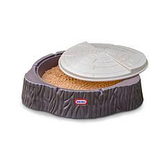 Песочница творческая с крышкой Little Tikes 644658