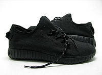 Мужские кроссовки Adidas Yeezy Boost 350 by kanye west black