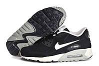 Мужские кроссовки Nike air max Essential Black-grey