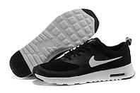 Мужские кроссовки Nike air max Thea black-white, фото 1