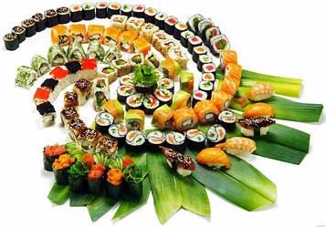 Декор для суши