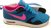 Женские кроссовки Nike Air Max Thea сине-розовые