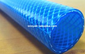 Шланг садовый (цветной, пищевой). Evci Plastik (Турция) 1/2 (12mm).