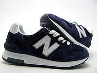 Кроссовки мужские New Balance 1400 blue suede