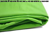 Рубашечная ткань стрейчевая салатовая