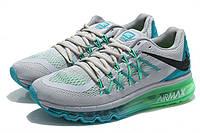 Кроссовки мужские Nike Air Max 2016 New Grey Blue Green