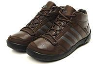 Мужские кроссовки Adidas Doroga Brown Fur
