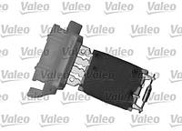 Резистор VALEO (реостат , сопротивление) мотора вентилятора отопителя (печки) GM 1845781 90535076 OPEL Corsa-C Combo Tigra-B Примечание: не