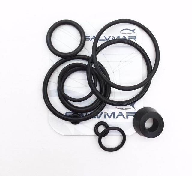 Ремонтный комплект для Salvimar VintAir, Predathor (набор О-рингов, 13 мм)