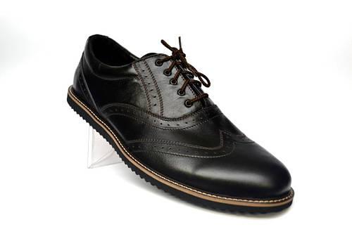 Купить полуботинки мужские кожаные недорого в интернет магазине Max fon  Badden c7c10cda5e3e1
