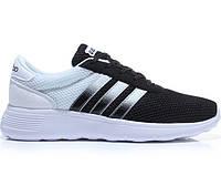 Мужские кроссовки Adidas Gazelle Neo Black/White