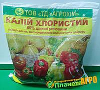 Калий хлористый, 1 кг, Агрохимпак (Украина)